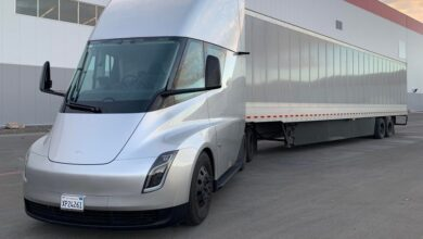 Photo of The Next Generation Delivery Vehicle has been enabled by the advanced electric drive train.