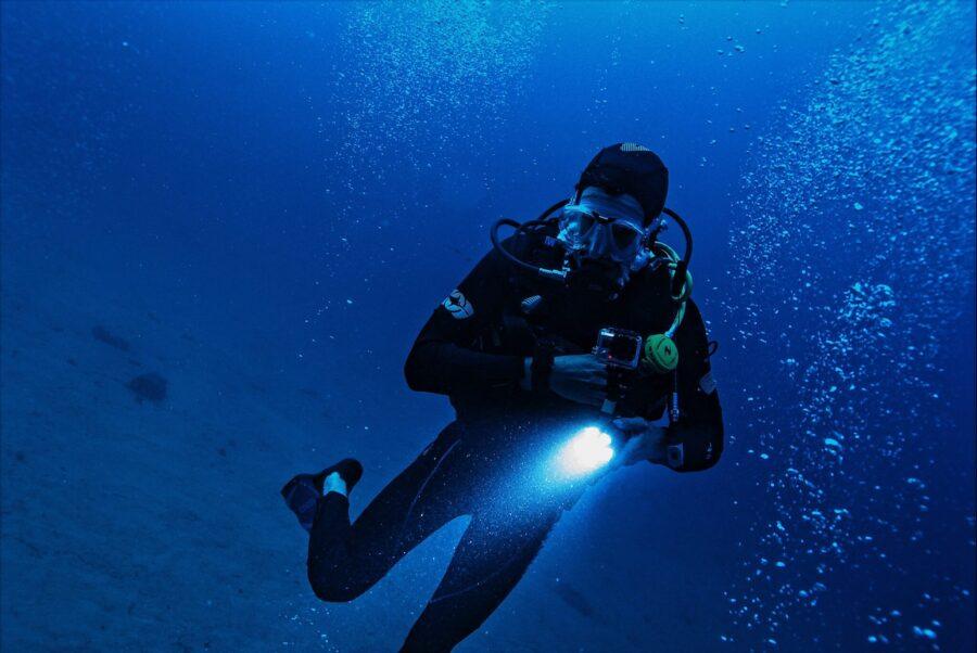 Night Diver Course