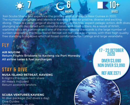 Scuba Shane Diving trips