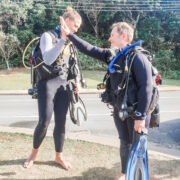Scuba Diving in Brisbane