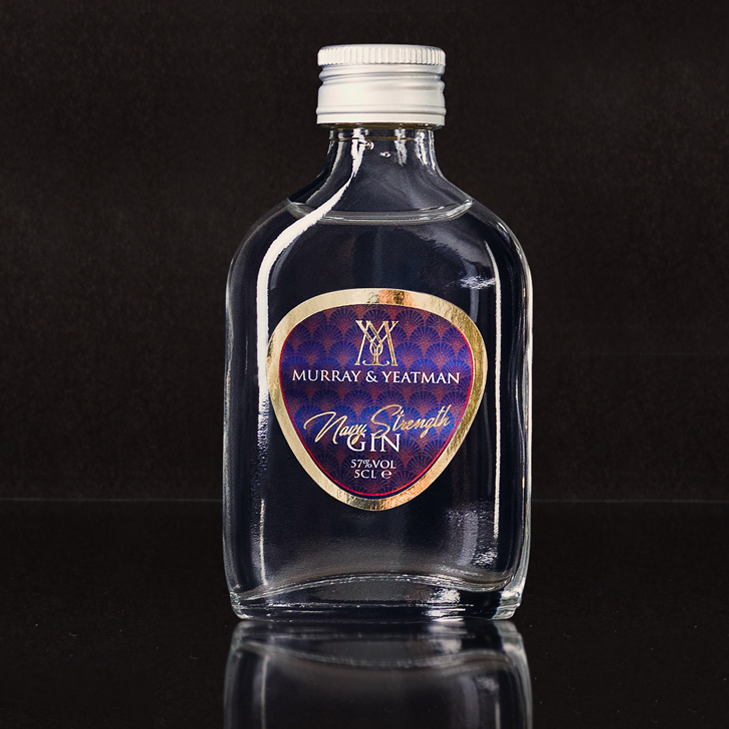 Murray and Yeatman navy Strength Gin 5cl