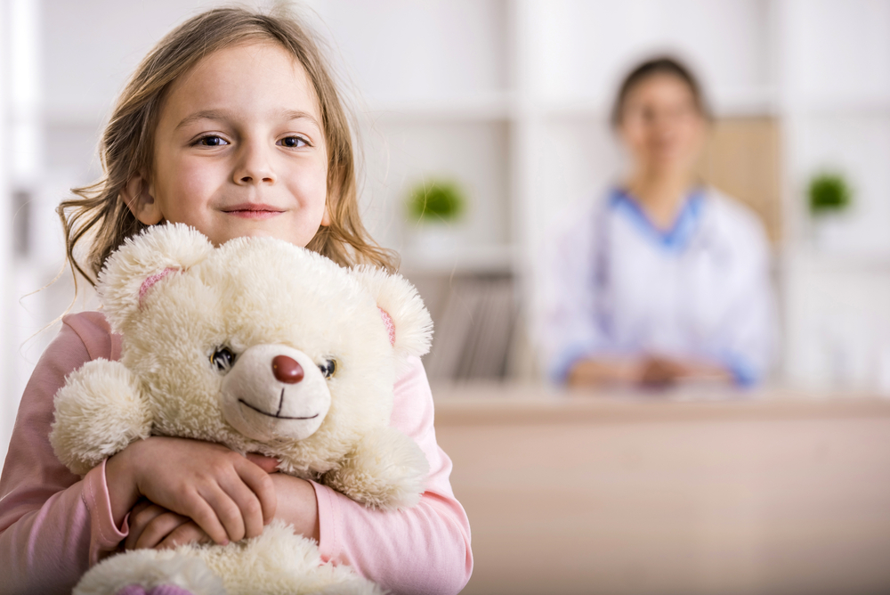 Hospital introduces Medibears to reassure children with learning difficulties