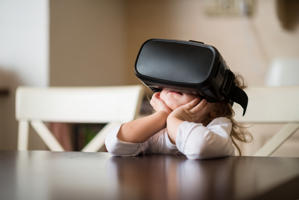 Virtual reality being used to help autistic children conquer their fears