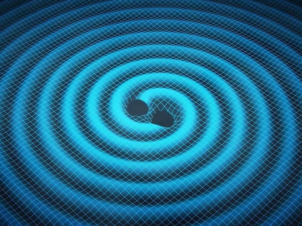 Gravitational waves lecture