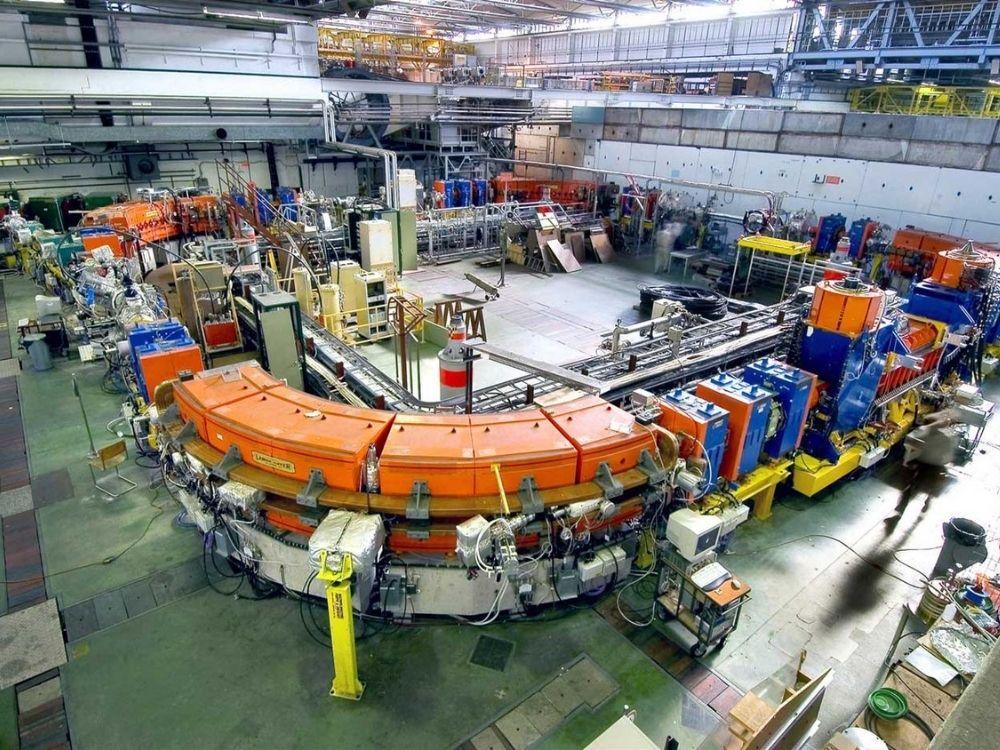 CERN's LEIR