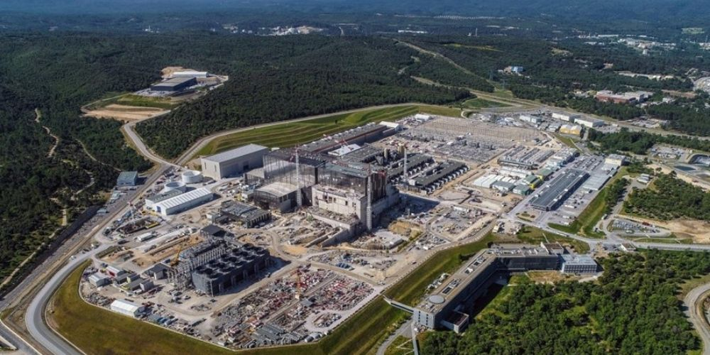 Tour of ITER, the world's largest tokamak project