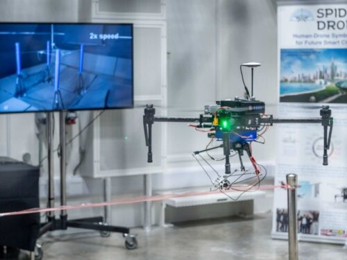 Aerial Robotics Arena