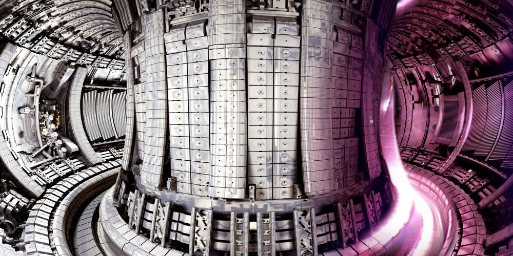 Behind-the-Scenes @ the UK's fusion research centre UKAEA – Culham Science Centre