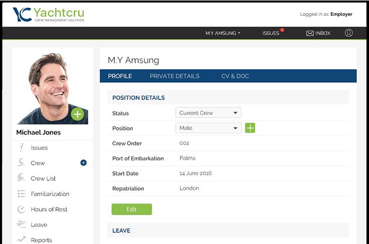 YachtCru Profile