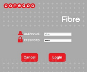 How to forward ports on Ooredoo Home Gateway – Fibre to the Home