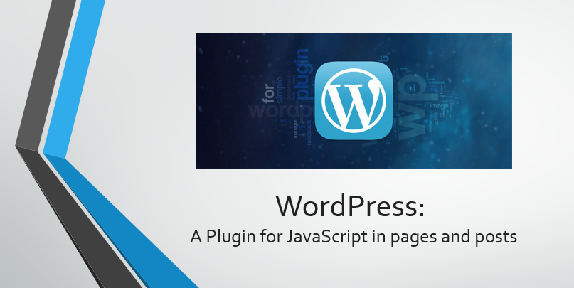 Add Javascript in WordPress Pages