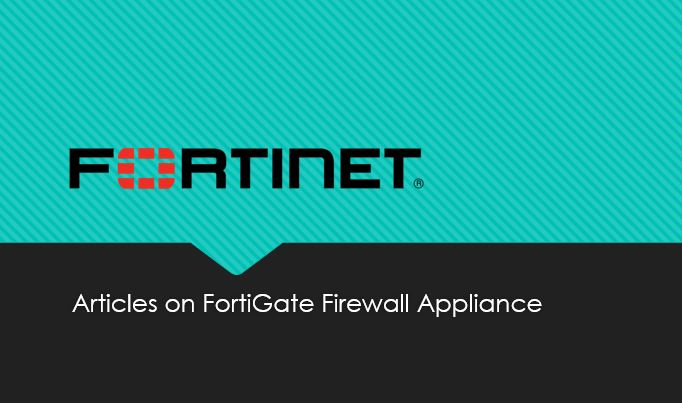 FortiGate CLI Commands for Troubleshooting