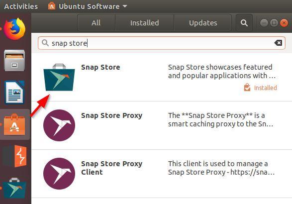 Ubuntu Install Snap Store For Brackets Editor