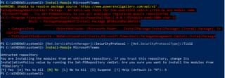 Microsoft Teams Module