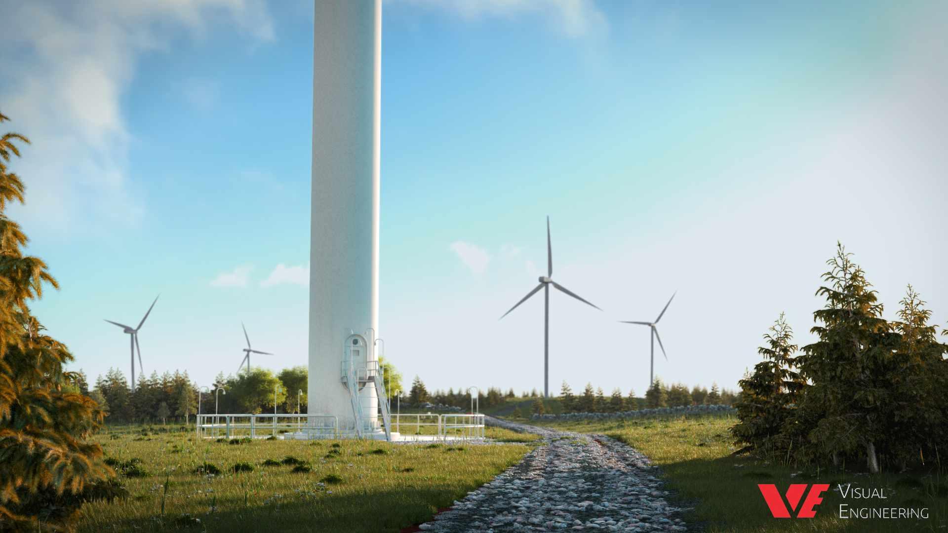 Windmill-New Visualization