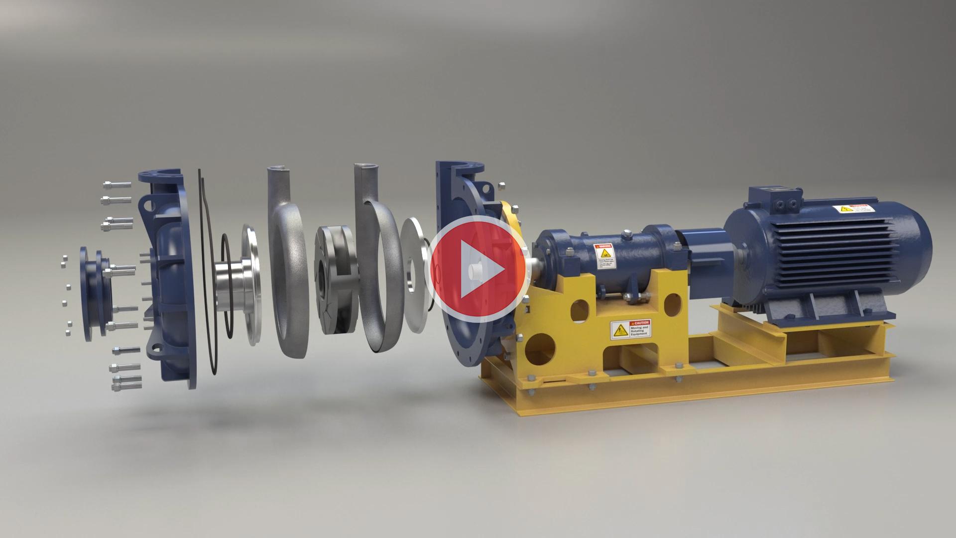 Visual Engineering-Slurry Pump play