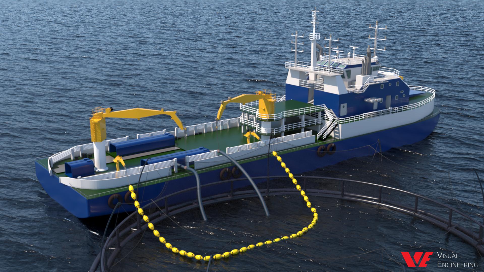 Aquaculture-Maritime Our Work