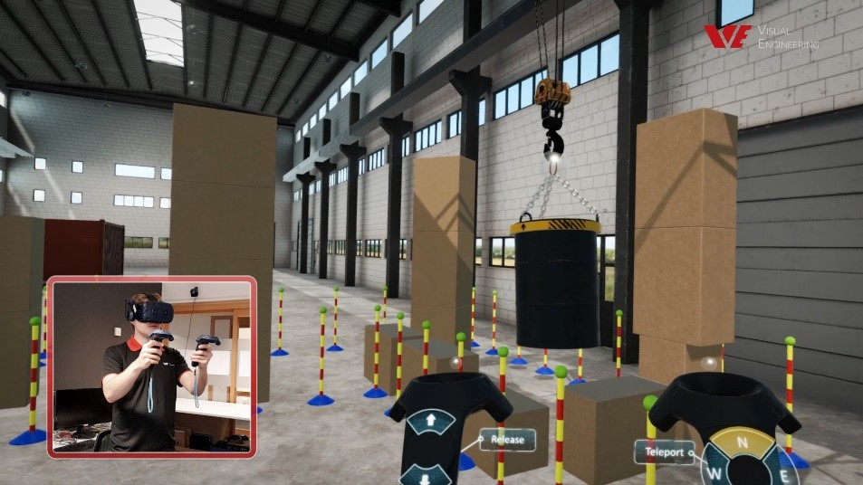 Picture-Realistic-Scenario-and-Real-World-3D-Modelling Gaming Technology Provides New Opportunities For Simplified Simulator-based Operator Training