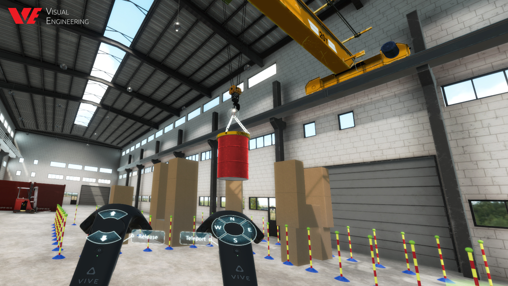 VE-G-SIM-Overhead-Crane-Simulator-Visualization Our Work