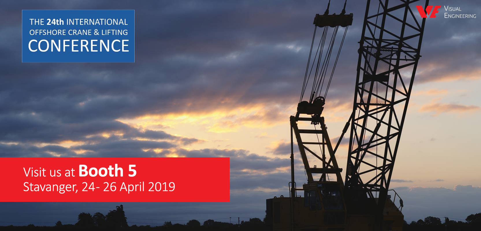24th International Offshore Crane and Lifting Conference