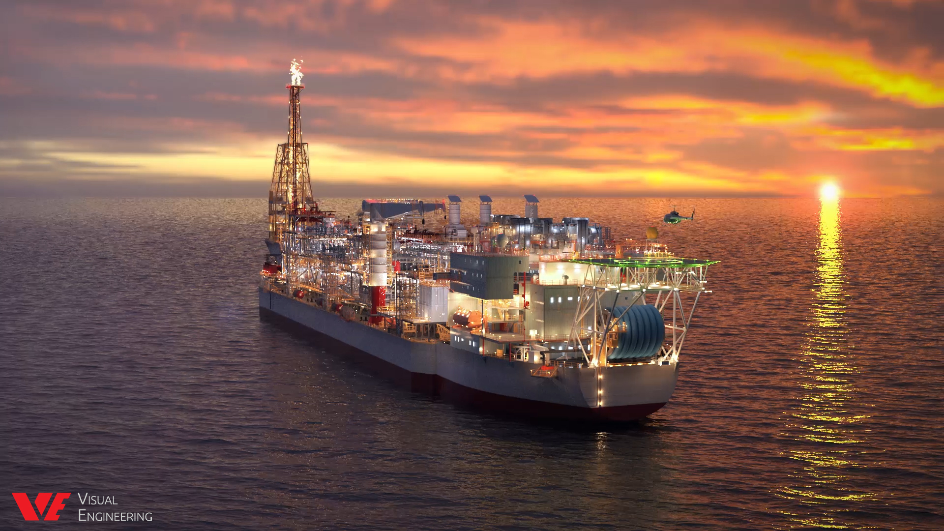 FPSO Our Work