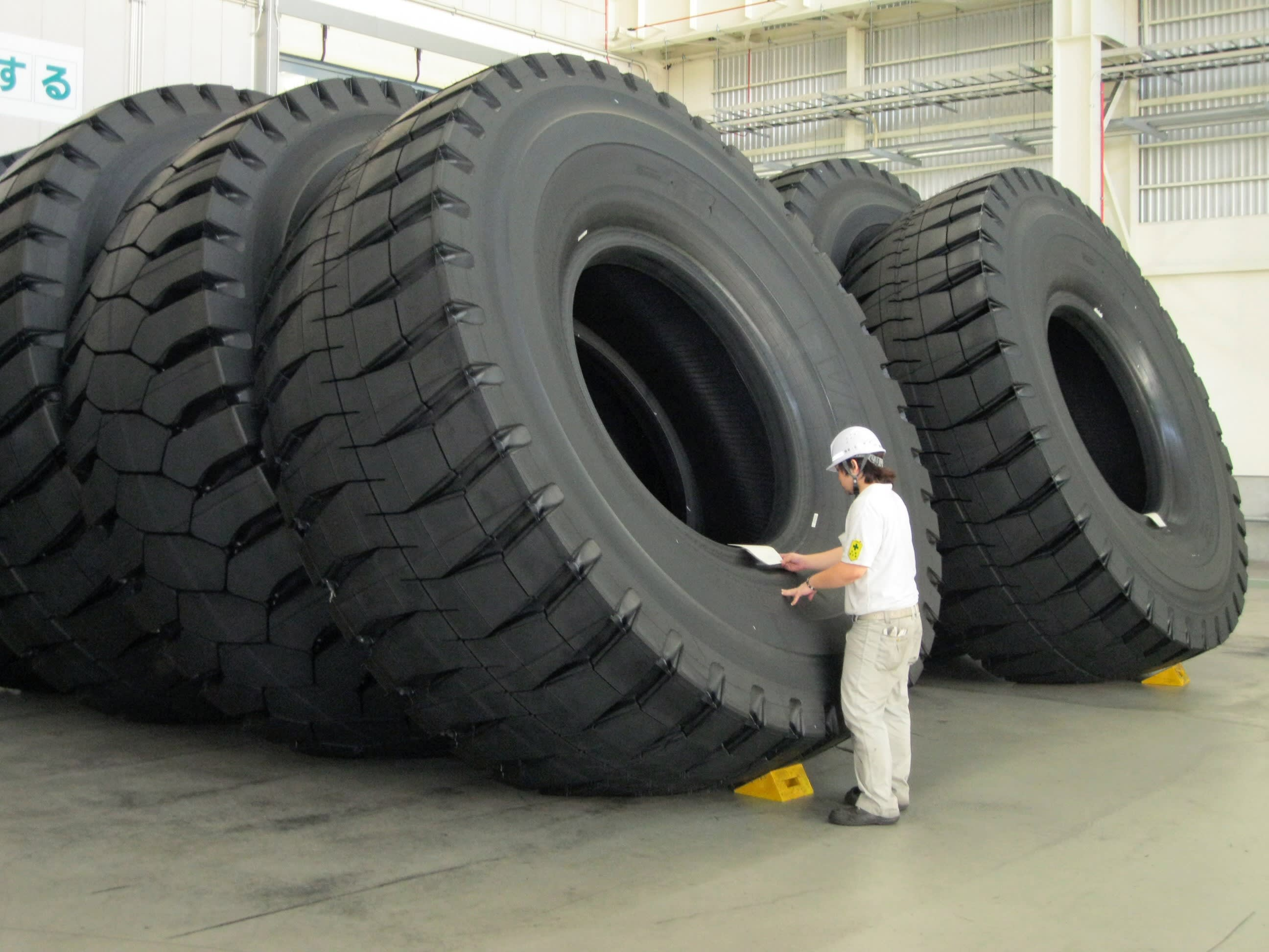 Effective OTR tyre management for seamless mining operations