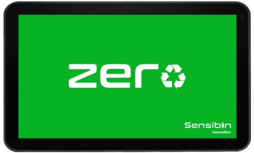 Meet Zero – your recycling companion