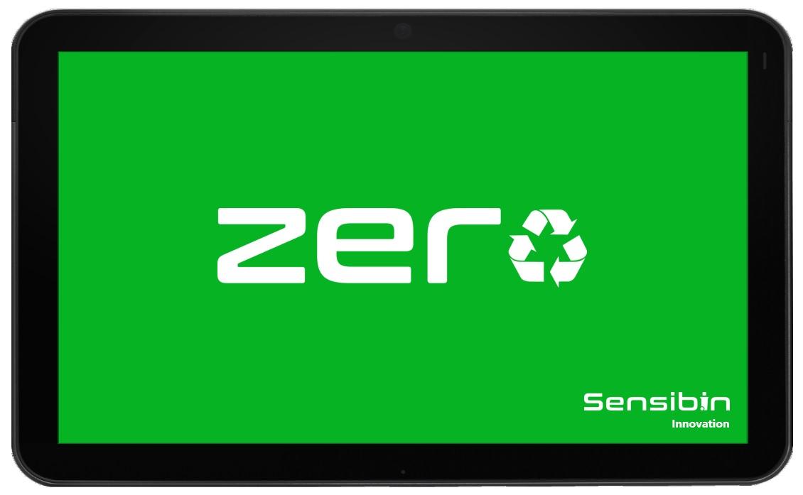 Meet Zero – your recycling companion
