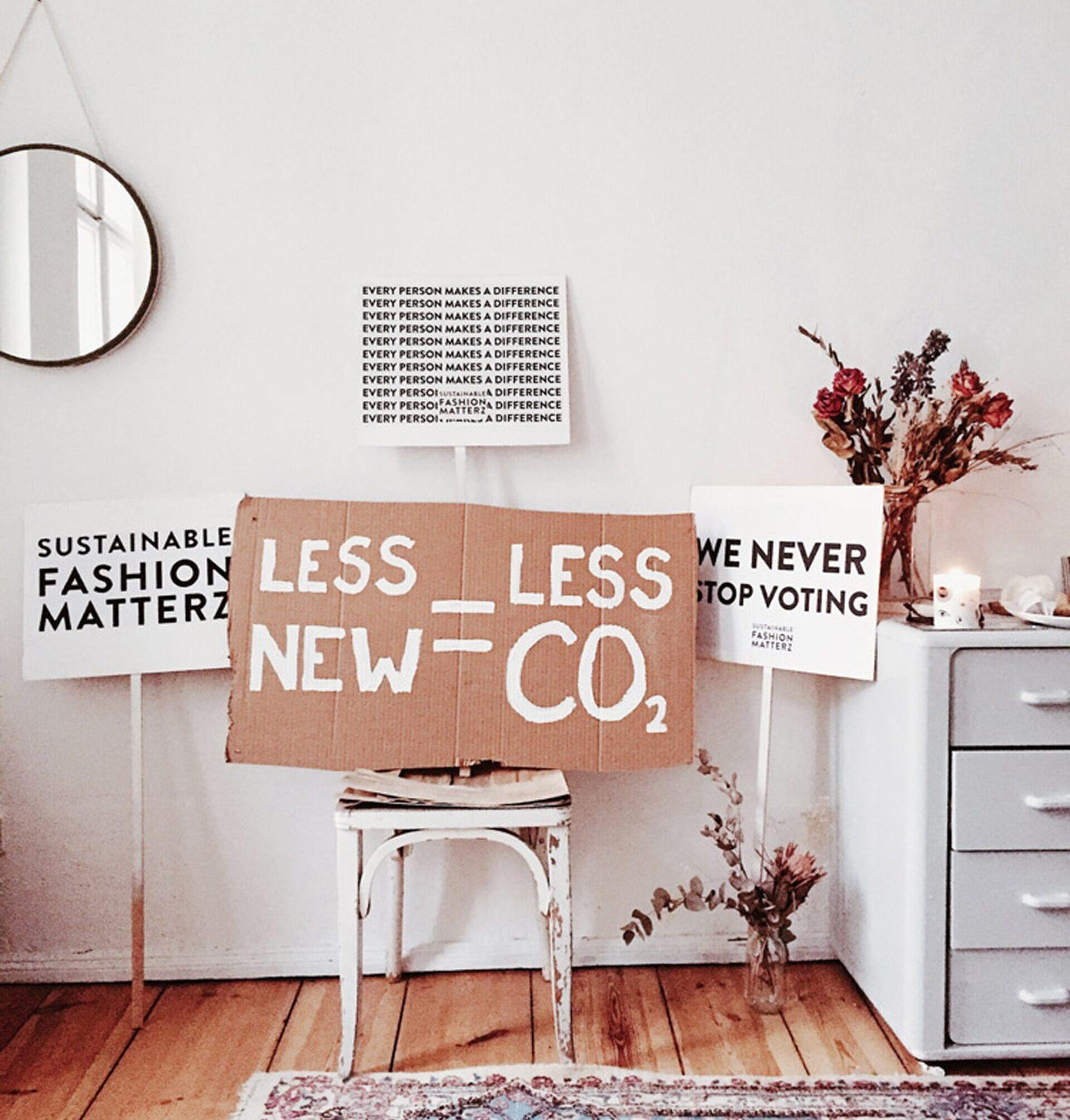 Il 2020 è l'anno della moda consapevole?