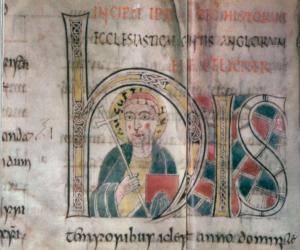 The Venerable Bede (c. 673-735 CE)