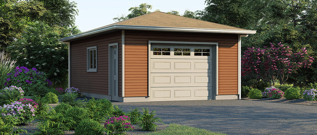 Building A Garage With Payzant's Home Hardware