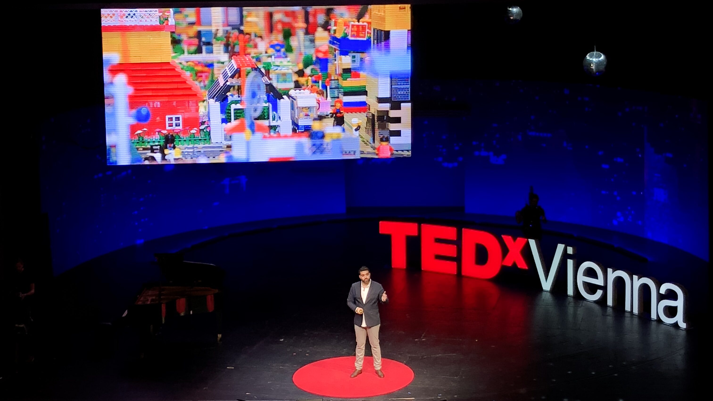 Opinion: TEDx Conference in Vienna