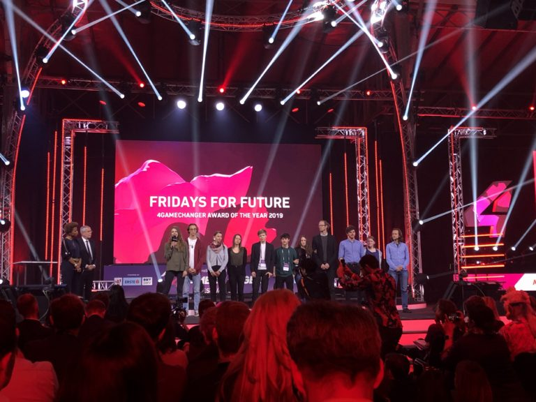 Friday for Future Vienna 4Gamechangers
