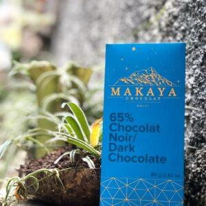 Makaya Chocolat - 65% Dark Chocolat