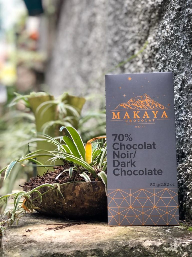 Makaya Chocolat - 70% Dark Chocolate 80g