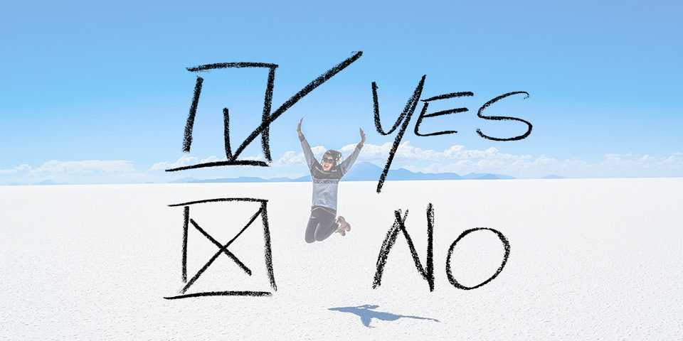 Six Guidelines for Getting to Yes