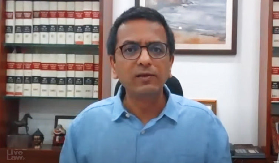 Justice Chandrachud, on Mediation and Social Justice