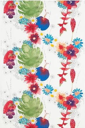 Gullan Blom fabric
