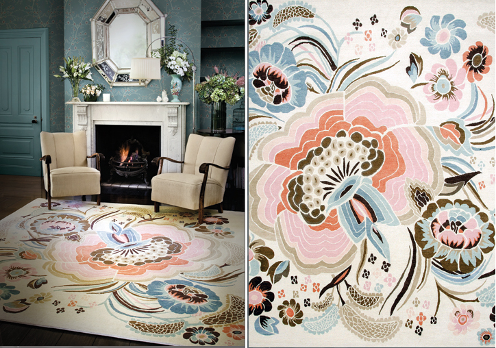 Catherine Martin Rug Collection