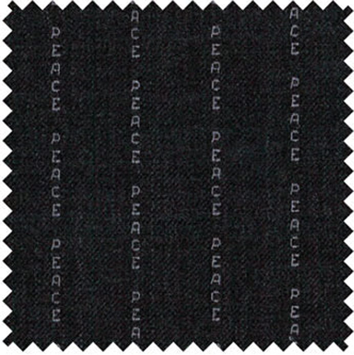 Scabal peace fabric