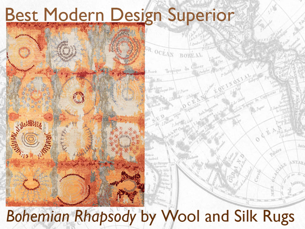 W Mod Superior Wool & Silk