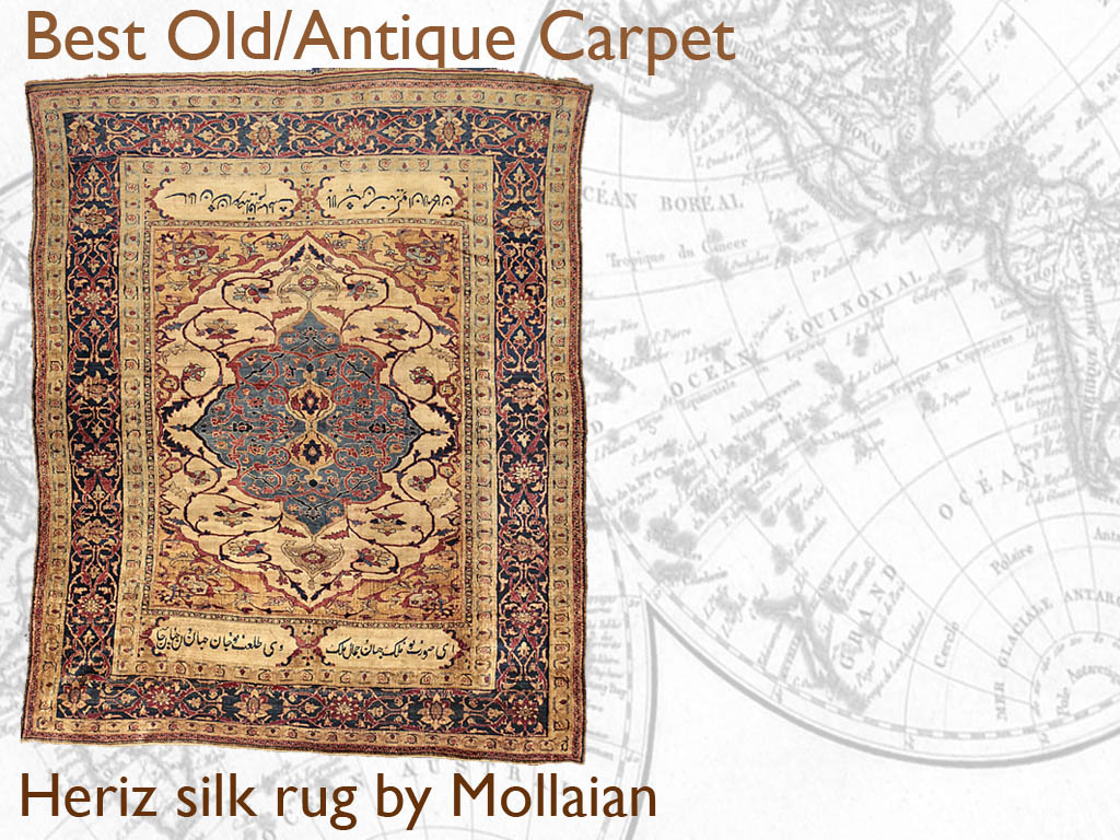 W Old Antique Mollaian