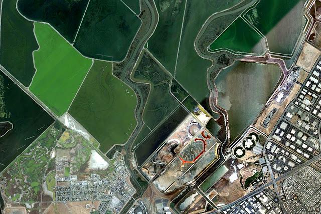 Detail: Silicon Valley, California, USA