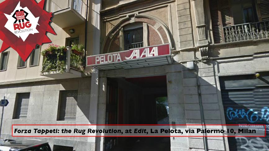 La Pelota entrance