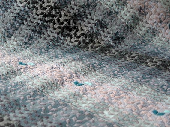 Sahrish Shafiq, The Glasgow School of Art Woven Textiles