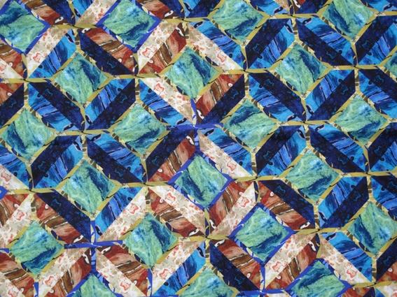 Cameron Robbins, The Glasgow School of Art  Printed textiles