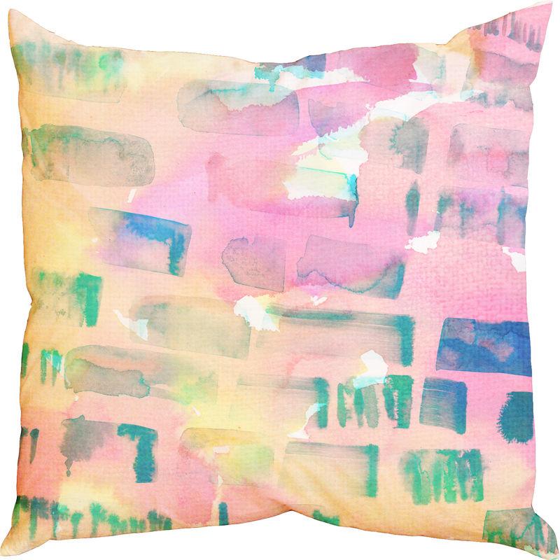 Coral Cushion, Amy Sia