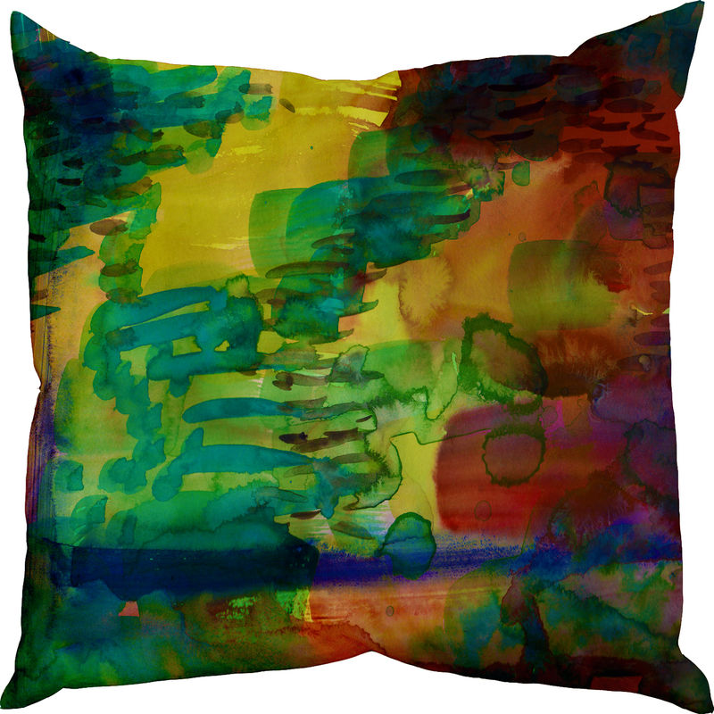 Jungle cushion, Amy Sia