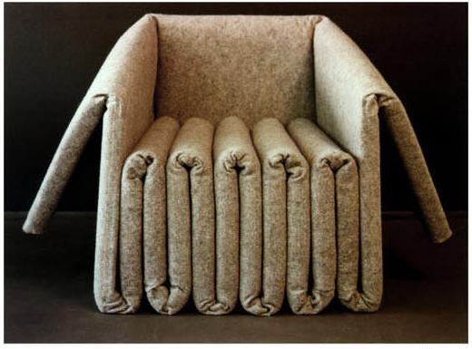 Elephant seating by Ben Ryuki Miyagi Architectural Design at Salone di Molbile
