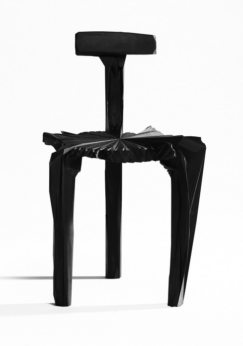 Noize chair by Estudio Guto Requena Milan Design Week Rosanna Orlandi